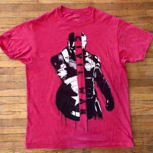 Marvel Civil War T-Shirt, Large